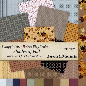 SYHO Shades of Fall paper preview 1500
